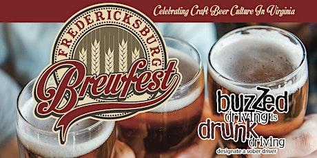 Fall FXBG Brewfest 2021 tickets