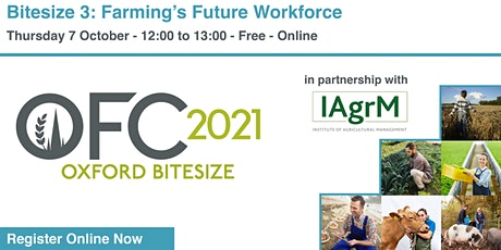 Bitesize 3 - Farming's Future Workforce tickets