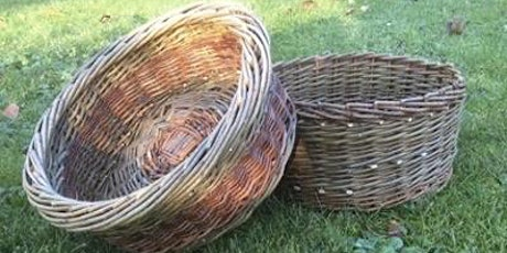 Come and make a beautiful willow basket tickets
