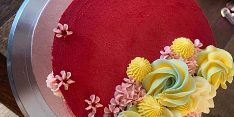 Cake decorating masterclass with chef and expert Naomi Chapman tickets