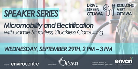 Micromobility and electrification (EN) tickets