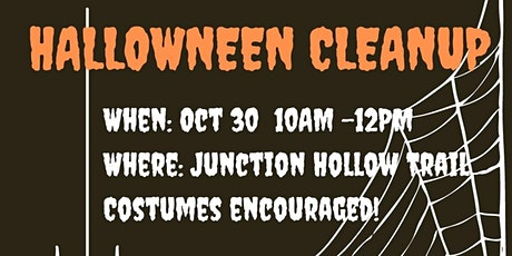 Halloween Cleanup tickets