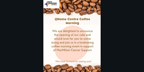 @home Centre Coffee Morning (12pm-1pm) tickets