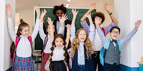 Super Ambassadors: Session for ALN Pupils (Bilingual) tickets