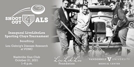 ShootOut 4 ALS, LiveLikeLou Sporting Clays Tournament & Dinner tickets