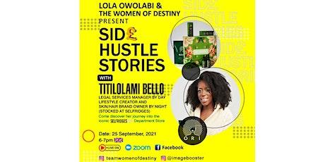 Side Hustle Stories tickets