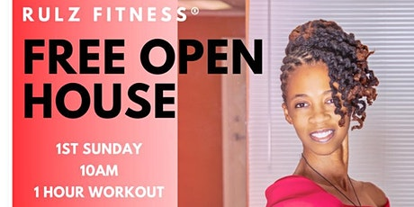 Rulz Fitness Free Open House tickets