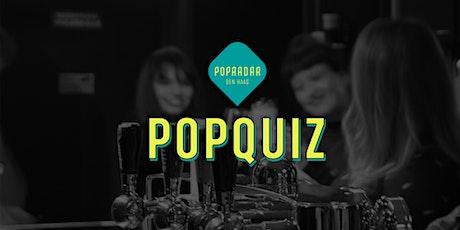 Popradar Popquiz tickets