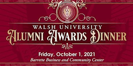 Walsh University Outstanding Alumni Awards Dinner tickets