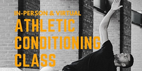 Athletic Conditioning Class with Michael Soares tickets