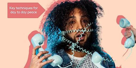 FREE: Bust the Stress, Stress Management Workshop tickets