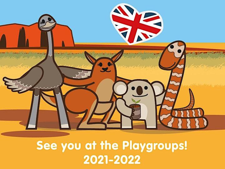 Immagine English Playgroup-Presentazione Corsi di Inglese 0-11 anni Learn with Mummy