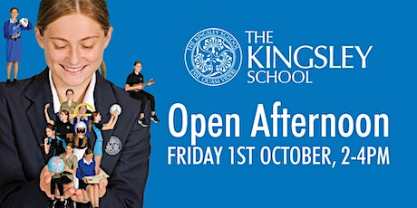 The Kingsley School Senior Open Afternoon tickets