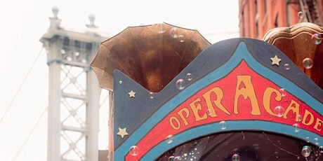 OPERACADES at Coney Island Brewery tickets