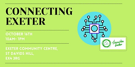 Connecting Exeter tickets