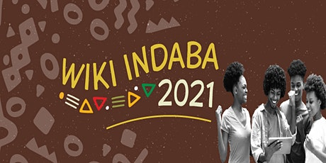 Wiki Indaba 2021 tickets