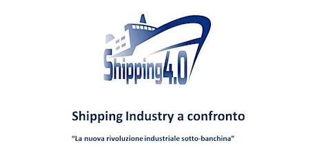 Shipping 4.0 Brindisi biglietti