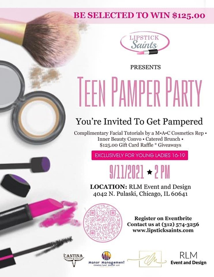 Teen Pamper Party image