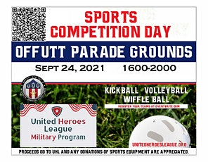 Offutt Sports Competition Day benefitting the United Heroes League tickets