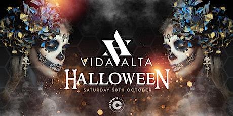 Vida Alta Halloween Special tickets
