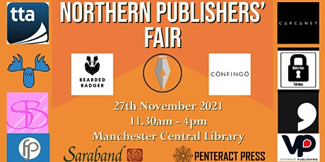 Christmas Northern Publishers' fair tickets