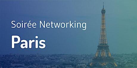 Soirée Networking Paris #2 billets