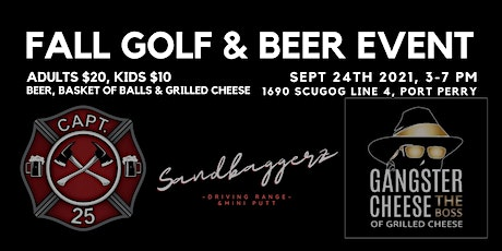 CAPT25 Fall Golf & Beer Event tickets