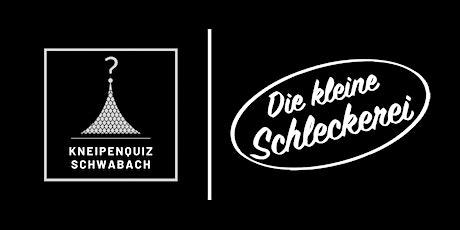 Kneipenquiz Schwabach - Der Quizabend in Wohlfühlatmosphäre Tickets