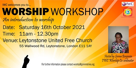 Worship Workshop tickets