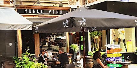 Dégustation de vins au Mundo Vino de Huy animée par Xavier Herail billets