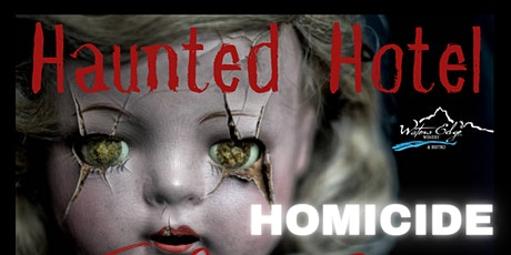 Haunted Hotel - Homicide tickets