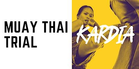 Muay Thai Trial Tickets