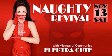 Naughty Revival tickets