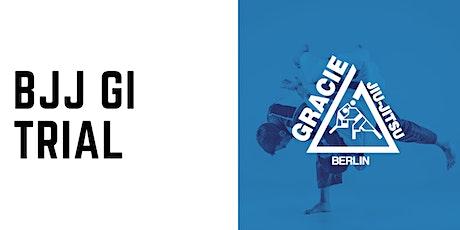 Brazilian Jiu-Jitsu Gi Trial Tickets