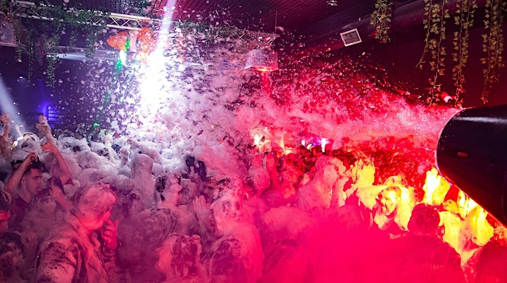 OSE PRESENTS THE LEGENDARY FOAM PARTY image