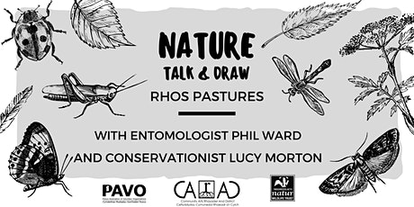 Nature Talk and Draw - Rhos Pastures tickets