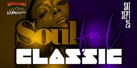 Soulful Classic - The Official Alumni After Party tickets