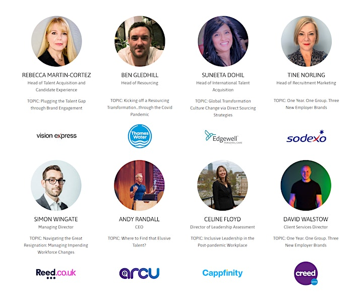 In-house Recruitment Leaders Conference 2021 image
