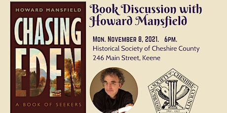 Book Discussion with Howard Mansfield tickets