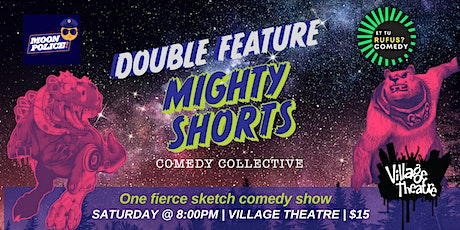 Mighty Shorts Double Feature tickets