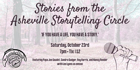 Stories from the Asheville Storytelling Circle tickets