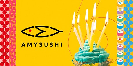 Buon Compleanno Amy Sushi Reggio Emilia! biglietti