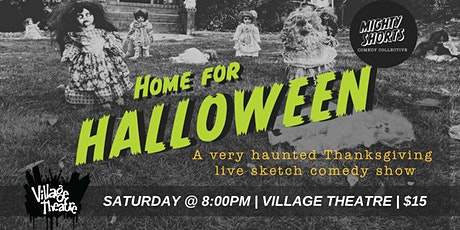 Home for Halloween tickets