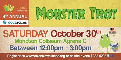 9th Annual Monster Trot - Oct 30, 2021 tickets