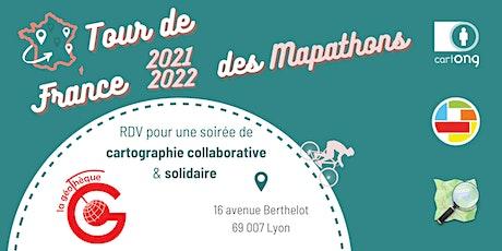 Tour de France des Mapathons  - Lyon billets