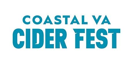 Coastal Virginia Cider Fest-2021 tickets