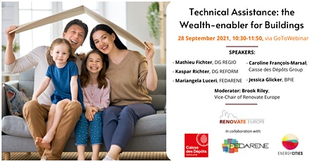 Why and How is Technical Assistance the Wealth-enabler for buildings? billets