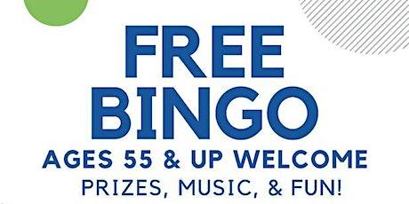 BINGO EVENT- FREE tickets