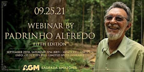 Webinar by Padrinho Alfredo - São Miguel Special Edition bilhetes