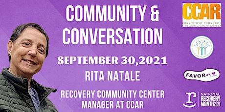 Community & Conversation tickets